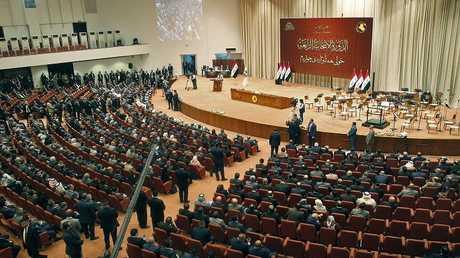 مجلس النواب العراقي (صورة من الأرشيف)