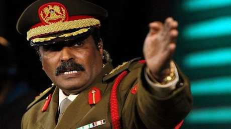 المتحدث باسم القيادة العامة للجيش الليبي، أحمد المسماري