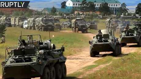 انطلاق أكبر مناورات عسكرية في تاريخ روسيا الحديث بمشاركة 300 ألف عسكري