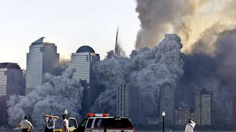 نيويورك - 11 سبتمبر 2001
