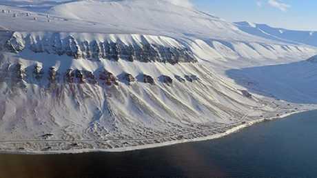 ذوبان الجليد الأزلي