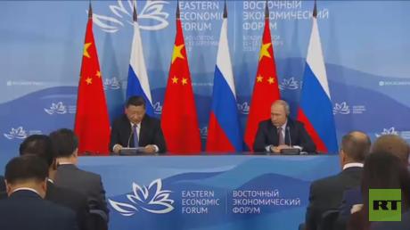 موسكو وبكين تؤكدان أهمية التسوية بسوريا