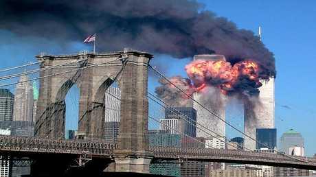 هجمات 11 سبتمبر 2001 على مركز التجارة العالمي
