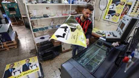 انطلاق الحملة الدعائية في الانتخابات البرلمانية بإقليم كردستان العراق