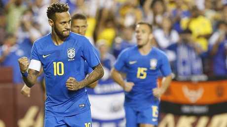 البرازيل تسحق السلفادور بخماسية نظيفة وديا