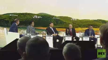 بوتين يدعو اليابان لتوقيع معاهدة سلام