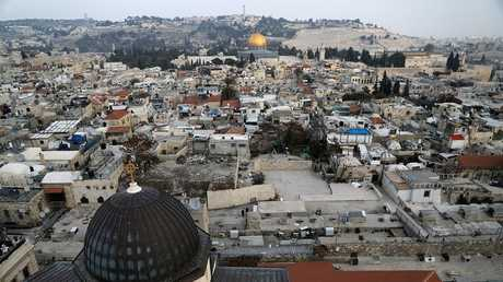 مشهد القدس