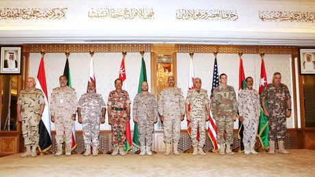 اجتماع الكويت لرؤساء أركان دول الخليج العربية ومصر والأردن والقيادة المركزية الأمريكية