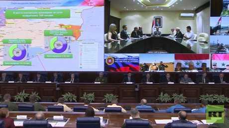 موسكو: هناك محاولات للضغط على اللاجئين