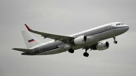 طائرة أيروفلوت