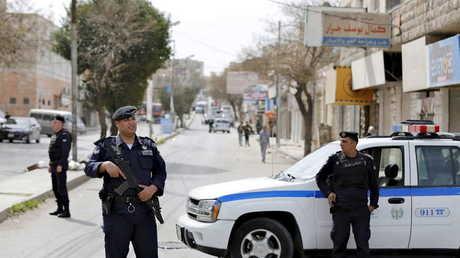 الشرطة الأردنية - صورة ارشيفية