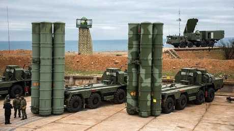 """منظومات """"إس-400"""" الروسية"""