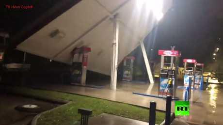 إعصار فلورنس يصل الولايات المتحدة