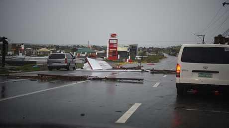 """إعصار """"مانغكوت""""- الفلبين"""
