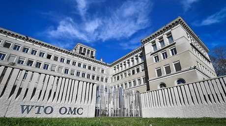 مقر منظمة التجارة العالمية في حنيف