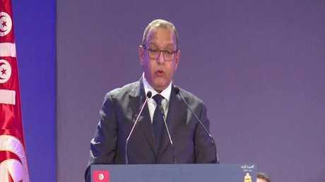 تجميد عضوية الشاهد في حزب نداء تونس