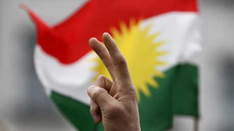 علم إقليم كردستان العراق