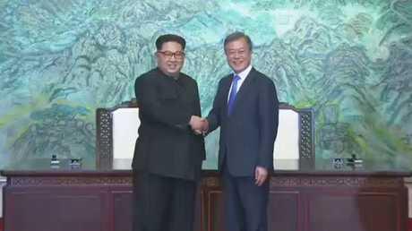 نزع النووي أهم ملفات القمة الكورية