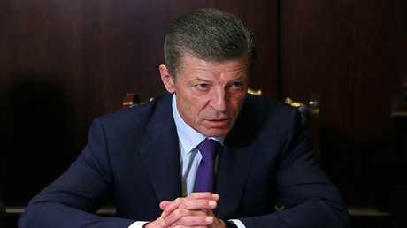 نائب رئيس الوزراء الروسي دميتري كوزاك