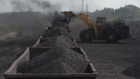 نقل الفحم الحجري - ارشيف