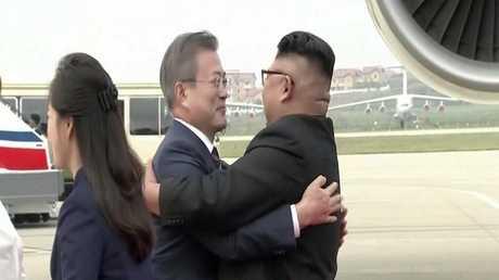 انتهاء اليوم الأول من محادثات الكوريتين