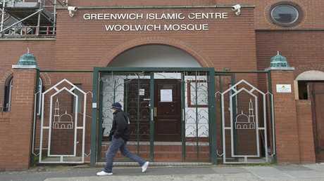 صورة ارشيفية لمسجد في لندن