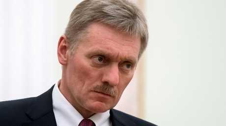 المتحدث باسم الكرملين دميتري بيسكوف