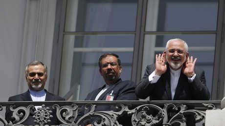 وزير الخارجية الإيراني محمد جواد ظريف - فيينا (صورة أرشيفية)