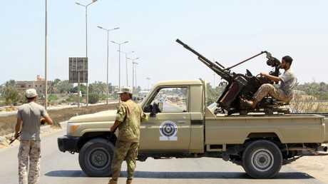 طرابلس - ليبيا - أرشيف