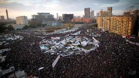 ميدان التحرير - يناير 2011