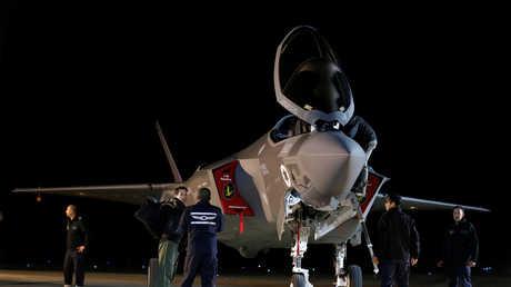 طائرة تابعة لسلاح الجو الإسرائيلي