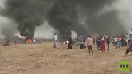 قرار بتصعيد التظاهرات في قطاع غزة