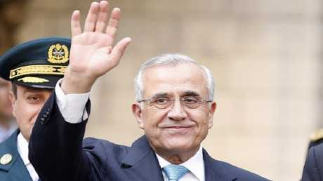 الرئيس اللبناني السابق ميشال سليمان