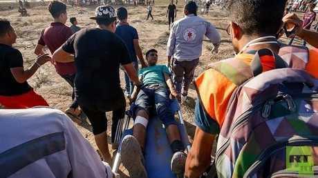 مقتل فلسطيني في منطقة ملكة شرقي قطاع غزة برصاص القوات الإسرائيلية
