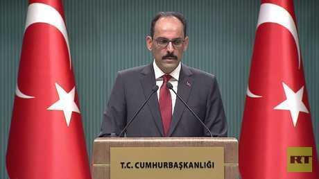 أنقرة: ننسق مع موسكو لإقامة منطقة منزوعة السلاح بإدلب