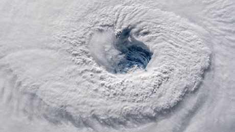 مركز الإعصار