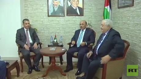وفد مصري يجري مباحثات مع حماس في غزة