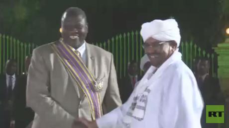 دور السودان في حل الأزمات الإقليمية