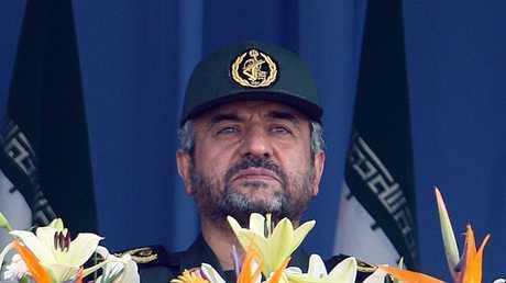 القائد العام للحرس الثوري الإيراني، اللواء محمد علي جعفري