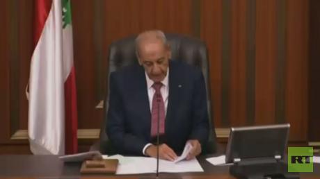 لبنان.. بانتظار أولى جلسات البرلمان