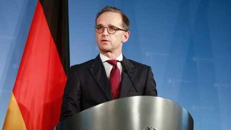 وزير الخارجية الألماين هايكو ماس