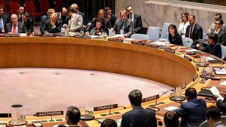 مجلس الأمن الدولي (صورة من الأرشيف)
