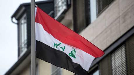 العلم العراقي- أرشيف