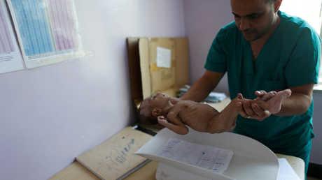 المجاعة تهدد اليمن