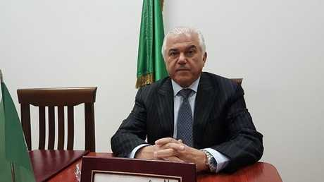 سفير جامعة الدول العربية لدى موسكو، جابر حبيب جابر