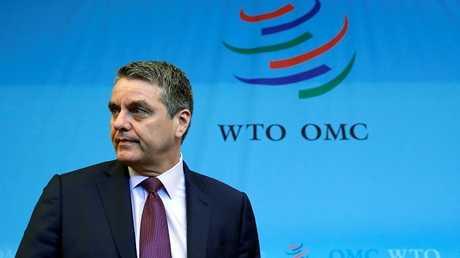 المدير العام لمنظمة التجارة العالمية روبرتو أزيفيدو