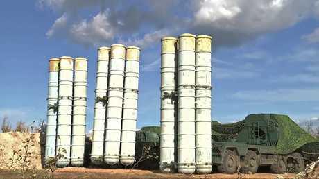 منظومات إس-300 الصاروخية
