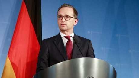 وزير الخارجية الالماني، هايكو ماس