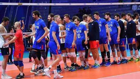روسيا تودع بطولة العالم للكرة الطائرة