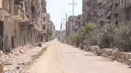 35 مليار ليرة لإعادة إعمار مدينة داريا